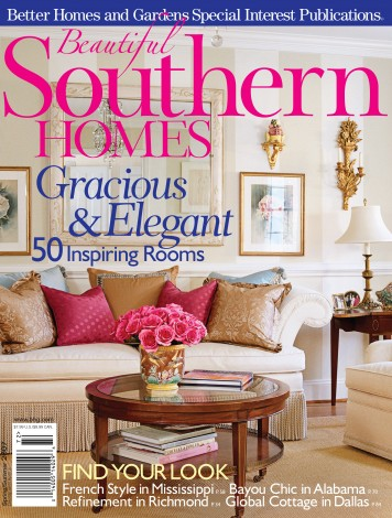 Beautiful Southern Homes – Better Homes & Gardens, 2007
