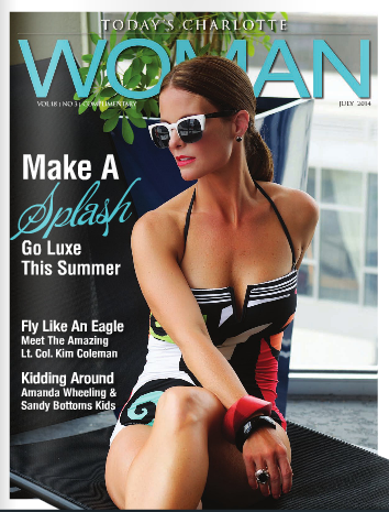 Todays Charlotte Woman cover