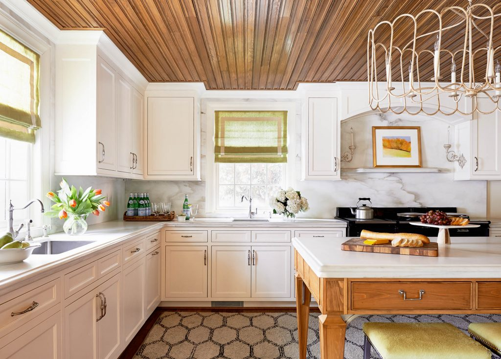Carter gray walker interiors for Southern kitchen design