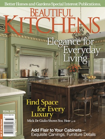 Beautiful Kitchens – Better Homes & Gardens, 2007