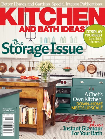 Kitchen and Bath Ideas, Better Homes & Gardens 2006
