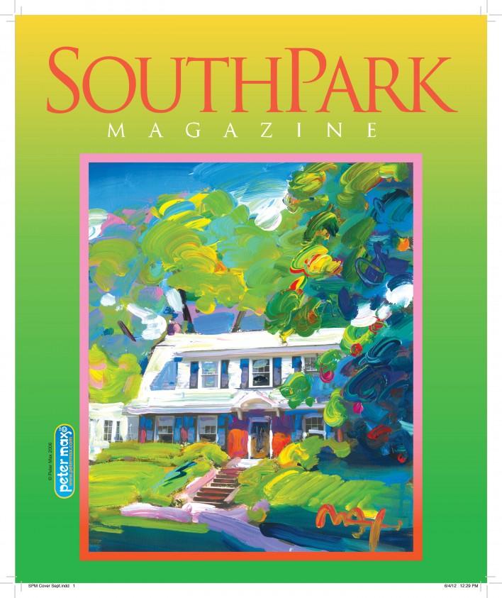 Southpark Cover