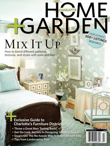 Home + Garden, 2012