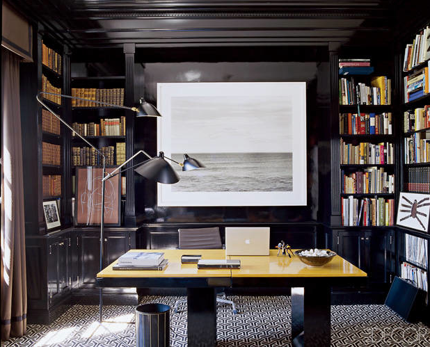 Aerin Lauder Zinterhofe's Long Island Home. Photography Credit: Simon Upton
